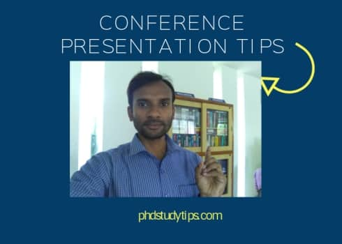 How to Present a Paper at an Academic Conference
