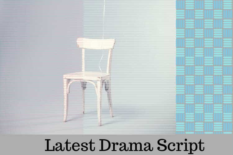 drama script with moral in English