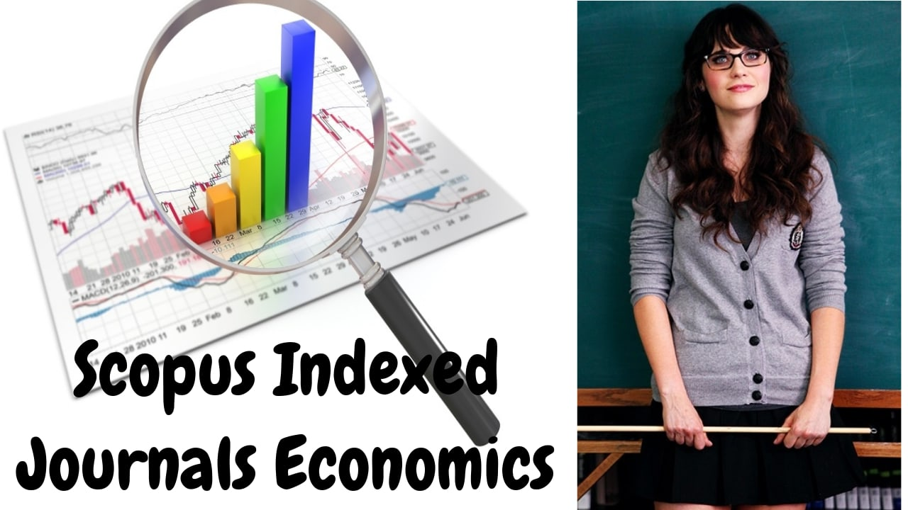 Scopus Indexed Journals in Economics