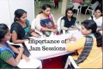 importance and benefits of jam sessions