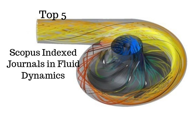 Scopus indexed journals in fluid dynamics